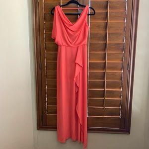 Bcbg Coral Evening Dress